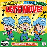Brain Breaks Action Songs: Let's Move!
