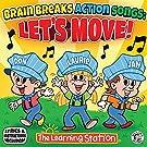 Brain Breaks Action Songs: Let's Move!