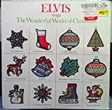 ELVIS PRESLEY wonderful world of christmas LP Sealed ANL1-1936 Stereo 1971 USA