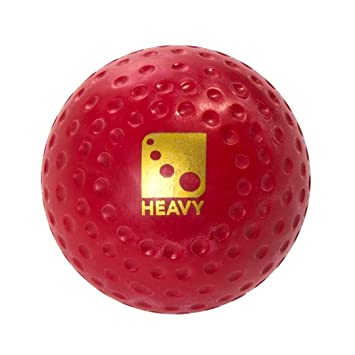 Barrington deportes Heavy Training – Pelota de hockey, rojo ...