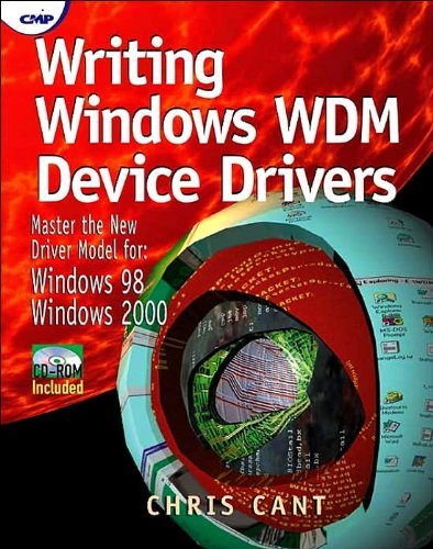 Writing Windows WDM Device Drivers by Chris Cant (1999-01-07)