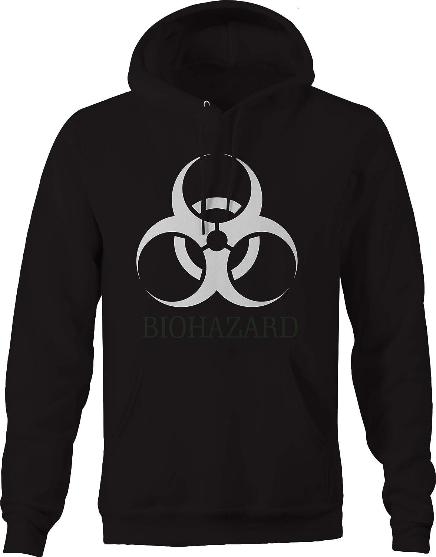 M22 Biohazard Warning Nuclear Sign Sweatshirt