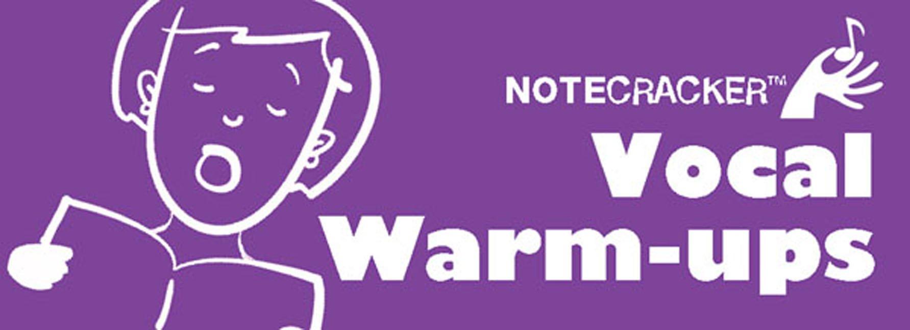 Read Online Notecracker: Vocal Warmups ebook