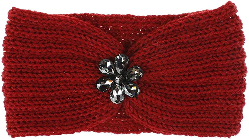 Women Headbands Winter...