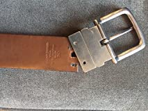 Poorly made bonded leather belt. Save your money.