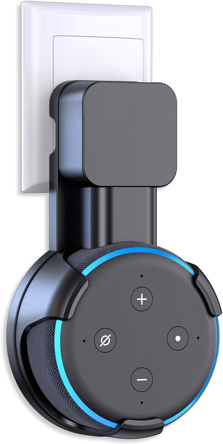 Cocoda Soporte de Pared para Dot 12.ª Generación, Solución de Ahorro de  Espacio para Tus Altavoces Doméstico Inteligentes, Accesorios Dot con