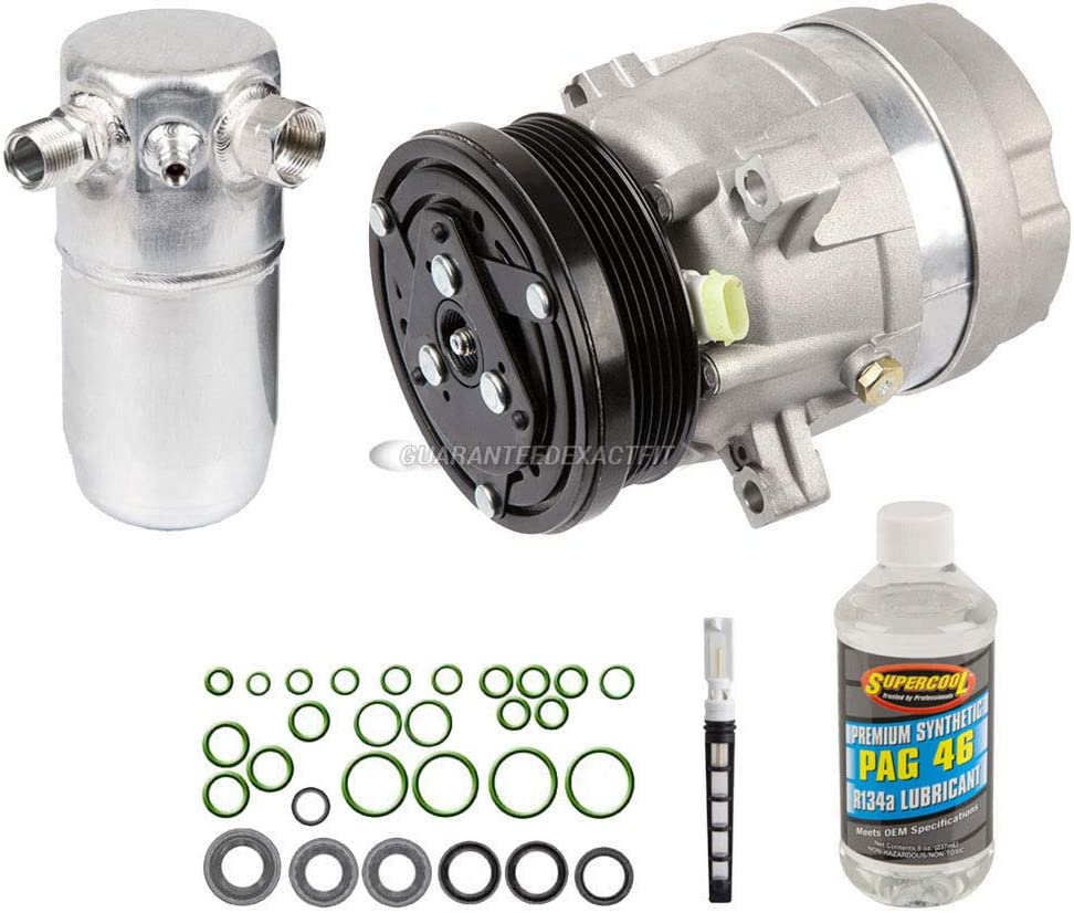 Engine Cooling & Climate Control BuyAutoParts 60-80326RK New For ...