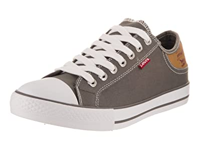 Levis Shoes Mens Stan Buck Charcoal Brown