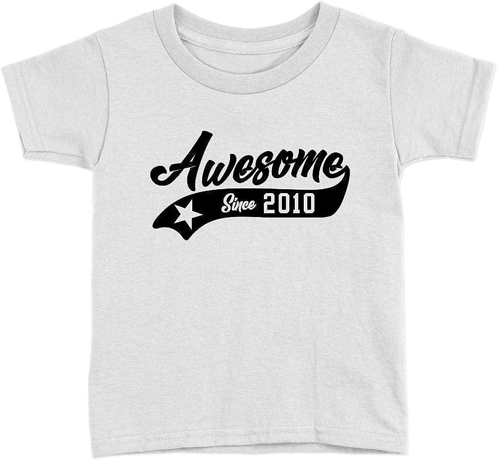Kickass Tees Awesome from 2010 - Camiseta para niños (10 años ...