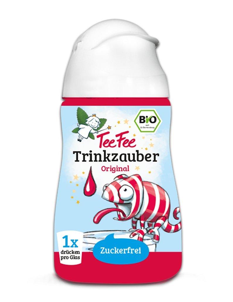 TeeFee Bio Sirup Trinkzauber Original Hibiskus - zuckerfreier Sirup ...