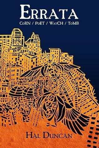 book cover of Errata