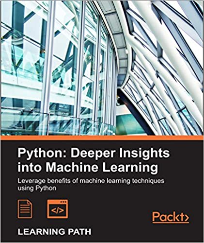 Python: Deeper Insights into Machine Learning 1, Sebastian