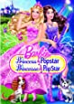 Barbie: Princess and the Popstar/Barbie: La princesse et la pop star (Bilingual)