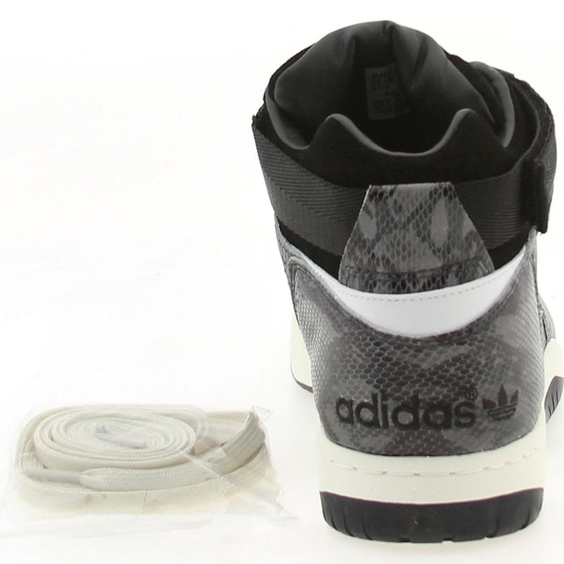 best loved 3faed 59ddc Adidas Enforcer MID PELLEGRINI Snakeskin Black Black Legacy Q34162  Amazon.ca Shoes  Handbags