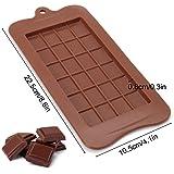 OHM Silicone Bar Chocolate Mould Break