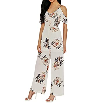 e596115a275 Wawer Women Summer Jumpsuits