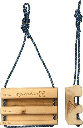 Metolius Anillos de madera de roca