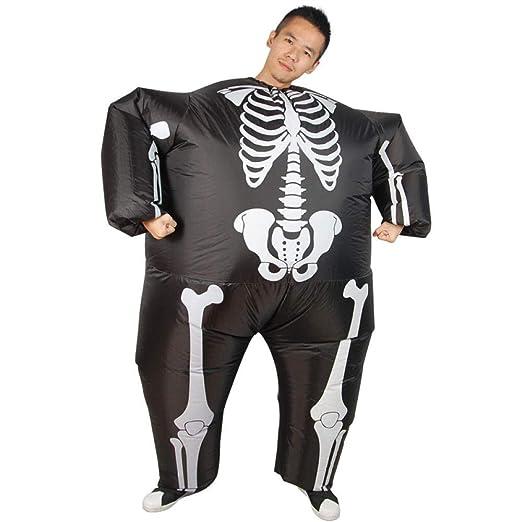 ypyrhh Traje Hinchable, Disfraz de Halloween, Decoración ...