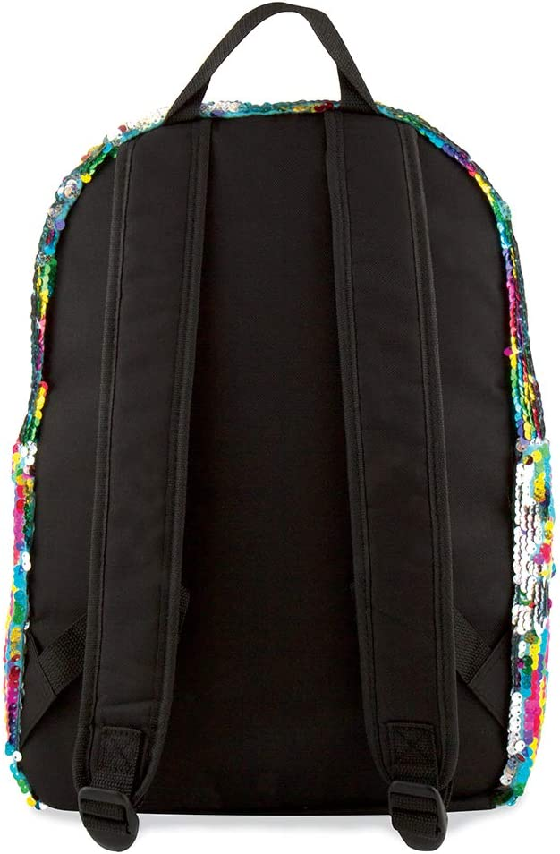 Style.Lab by Fashion Angels Magic Sequin Backpack Purple Holo// Seafoam