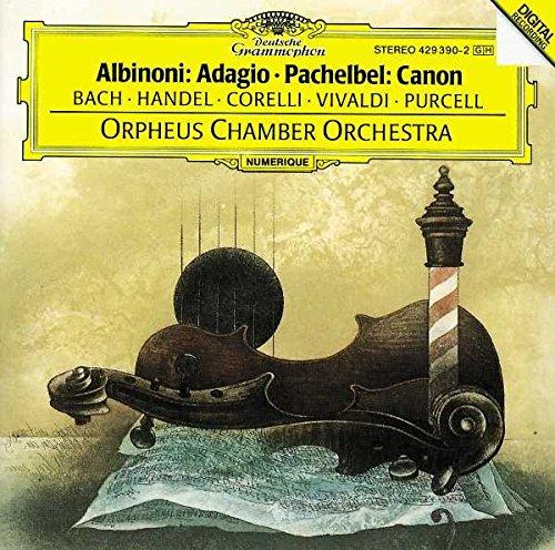 Cover of Albinoni: Adagio / Pachelbel: Canon