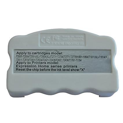 Chip reiniciador para Epson T252/T252 X L/WF-3620/WF-3640 WF ...