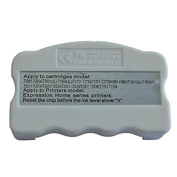Amazon.com: Chip para EPSON T252/T252 X L/WF-3620/WF-3640/WF ...