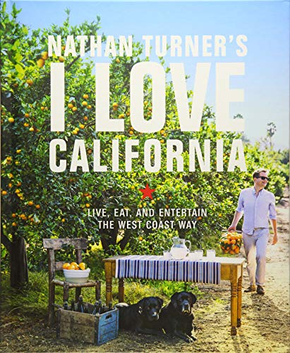 Designer Nathan Turner's style is synonymous with the easy glam of California living. His first book introduced readers to his casual American style and chic design sense. Now, he has written a love letter to his home state in I Love California. T...
