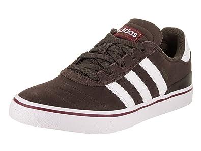 new arrival 28e1c d8c8b Amazon.com   adidas Men s Busenitz Vulc Adv Ankle-High Skateboarding Shoe    Fashion Sneakers