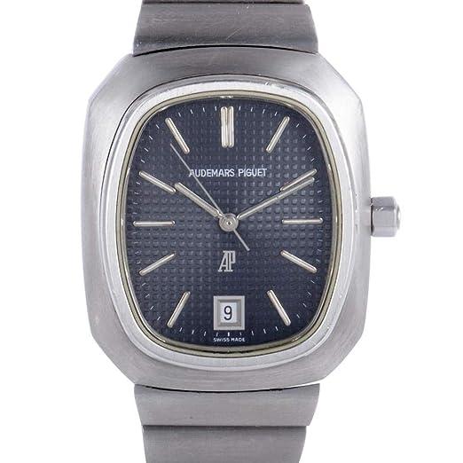 Audemars Piguet - Reloj de Cuarzo para Hombre, Estilo Vintage, Desconocido (Certificado de