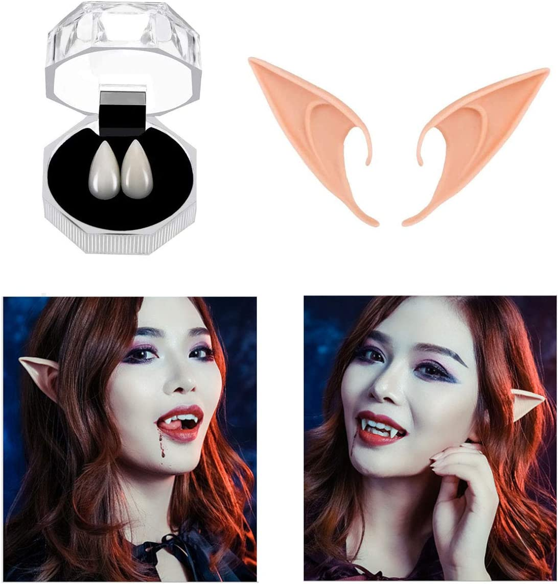 colorful fun decorations favors Details about  /Halloween Vampire Teeth Lot of 144 treat bags