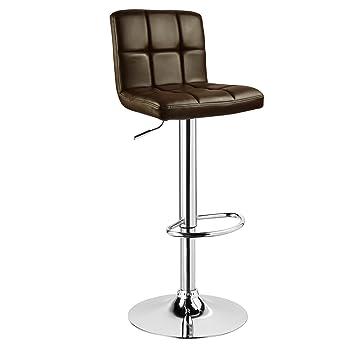 Tresenhocker Höhenverstellbar woltu 1 x barhocker barstuhl tresenhocker stuhl drehbar und
