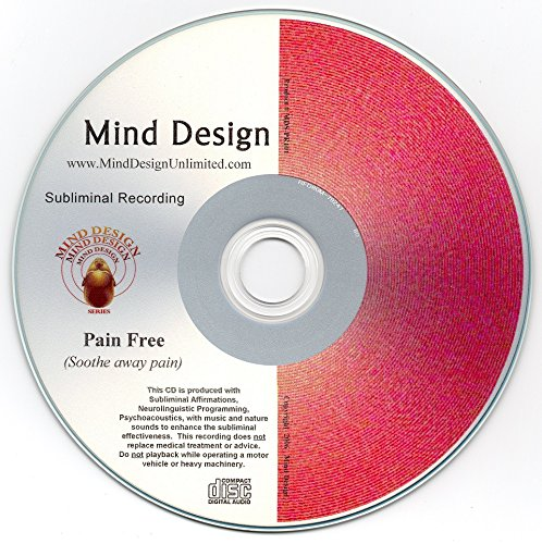 Pain Relief Subliminal CD - Powerful and Effective!
