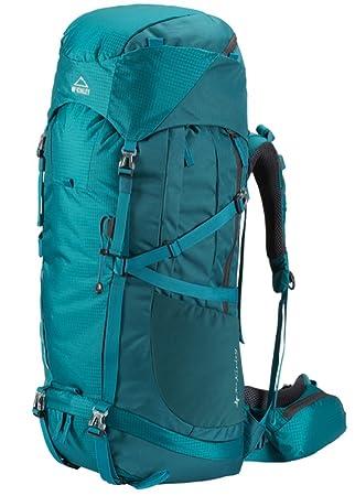 McKinley Yukon 60 + 10 Women mochila (colour :{770} verde oscuro): Amazon.es: Deportes y aire libre