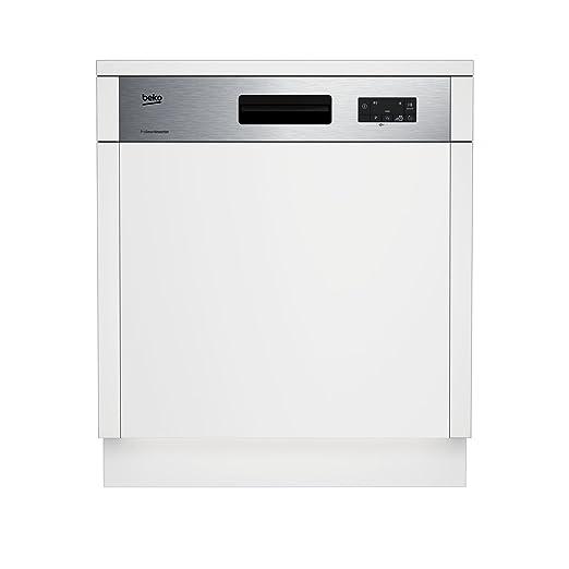 Beko DSN15420X Semi-incorporado 14cubiertos A++ lavavajilla ...