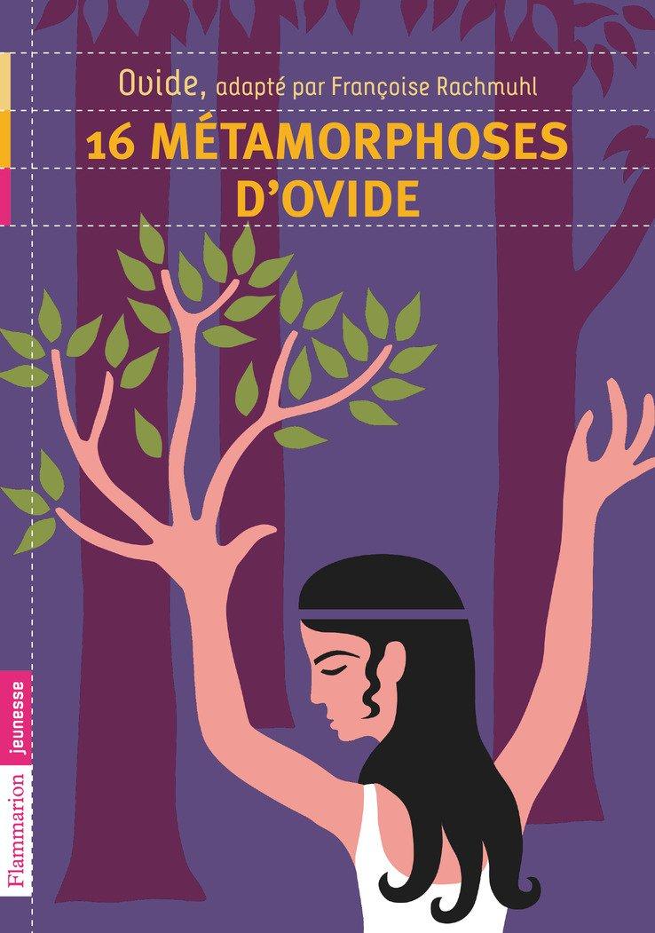 16 métamorphoses d'Ovide (Anglais) Broché – 25 août 2010 Francoise Rachmuhl 16 métamorphoses d'Ovide Editions Flammarion 2081242117