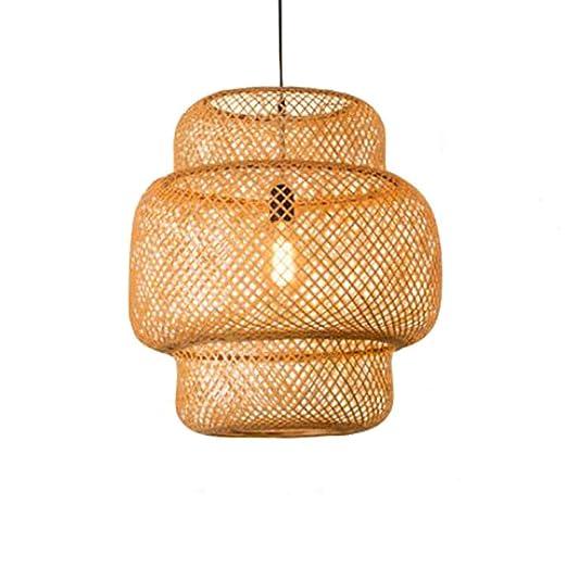 Modern chandelier chino chino moderno retro Zen vine bambú ...