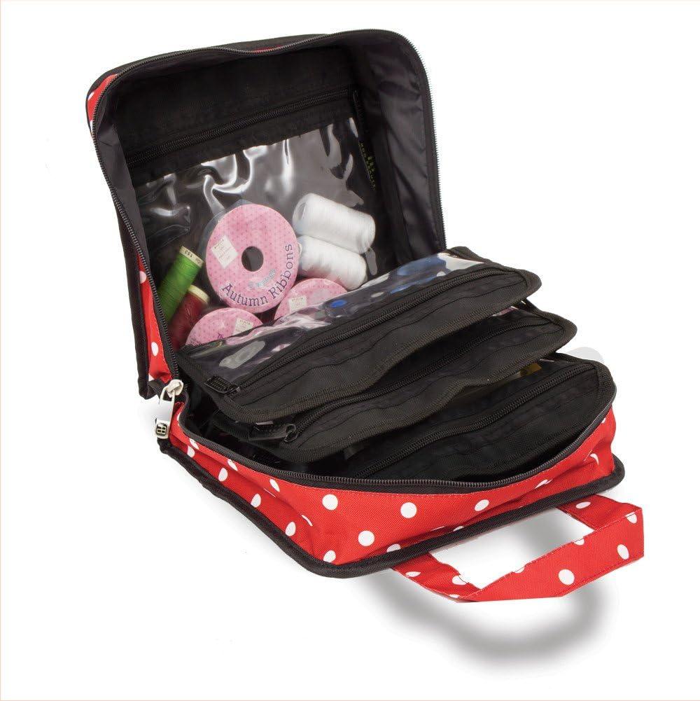 Roo Beauty Cubo de esmalte de uñas, bolsa de almacenamiento para manicura