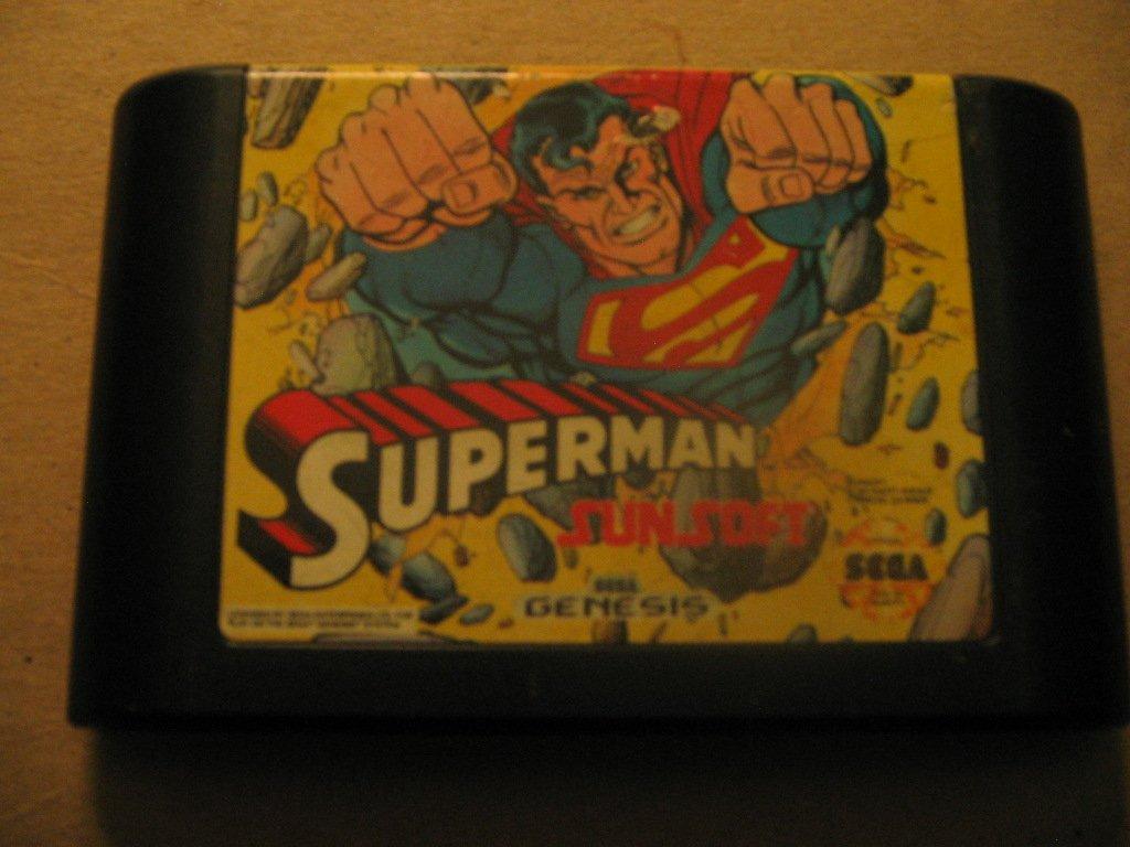 Superman - Sega Genesis
