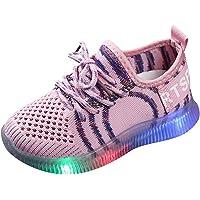 Luckycat Zapatos LED Niños Niñas Zapatillas Niño Zapatillas