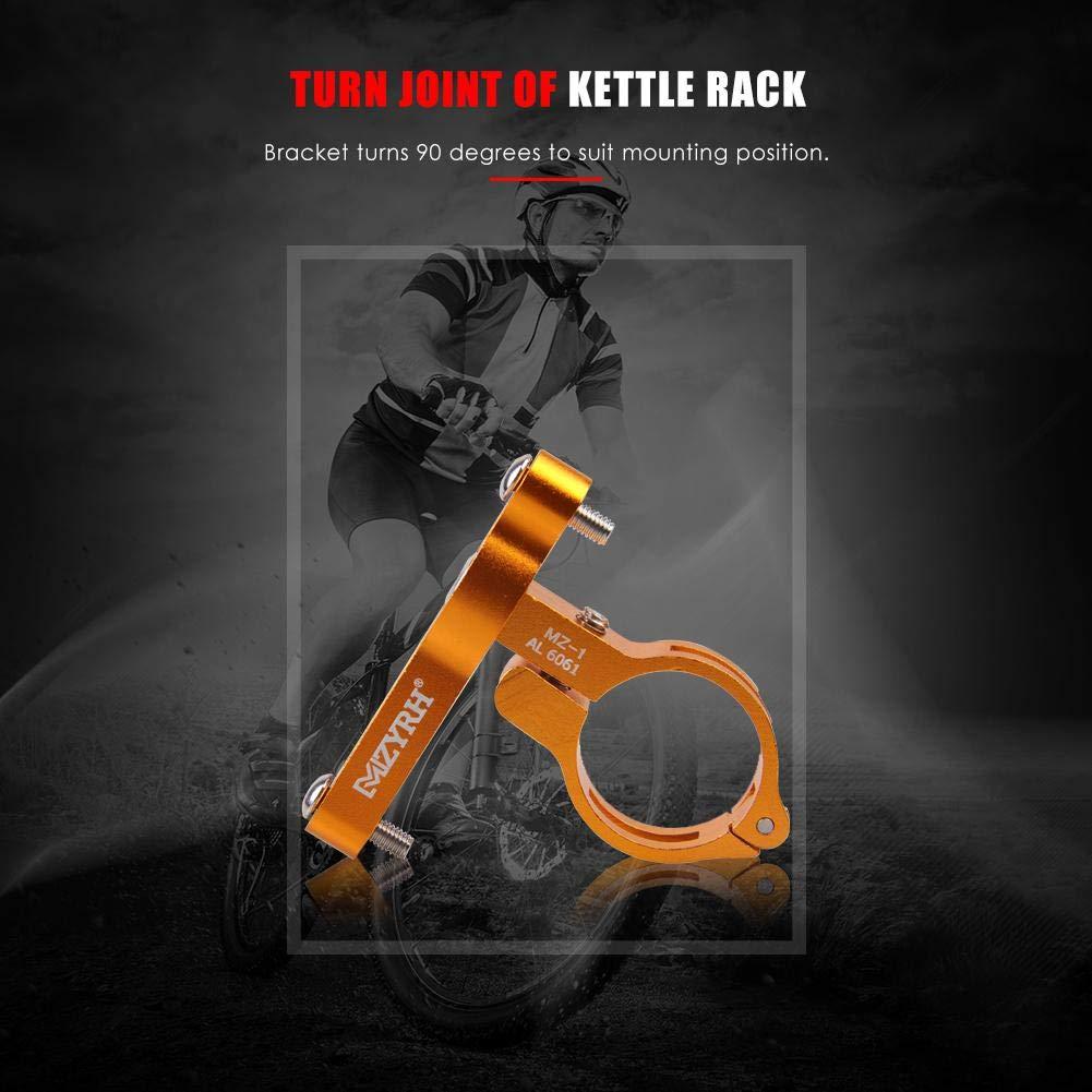 Acier Inoxydable Cyclisme Cage Bouteille D/'Eau Pompe Boulons Vtt Route