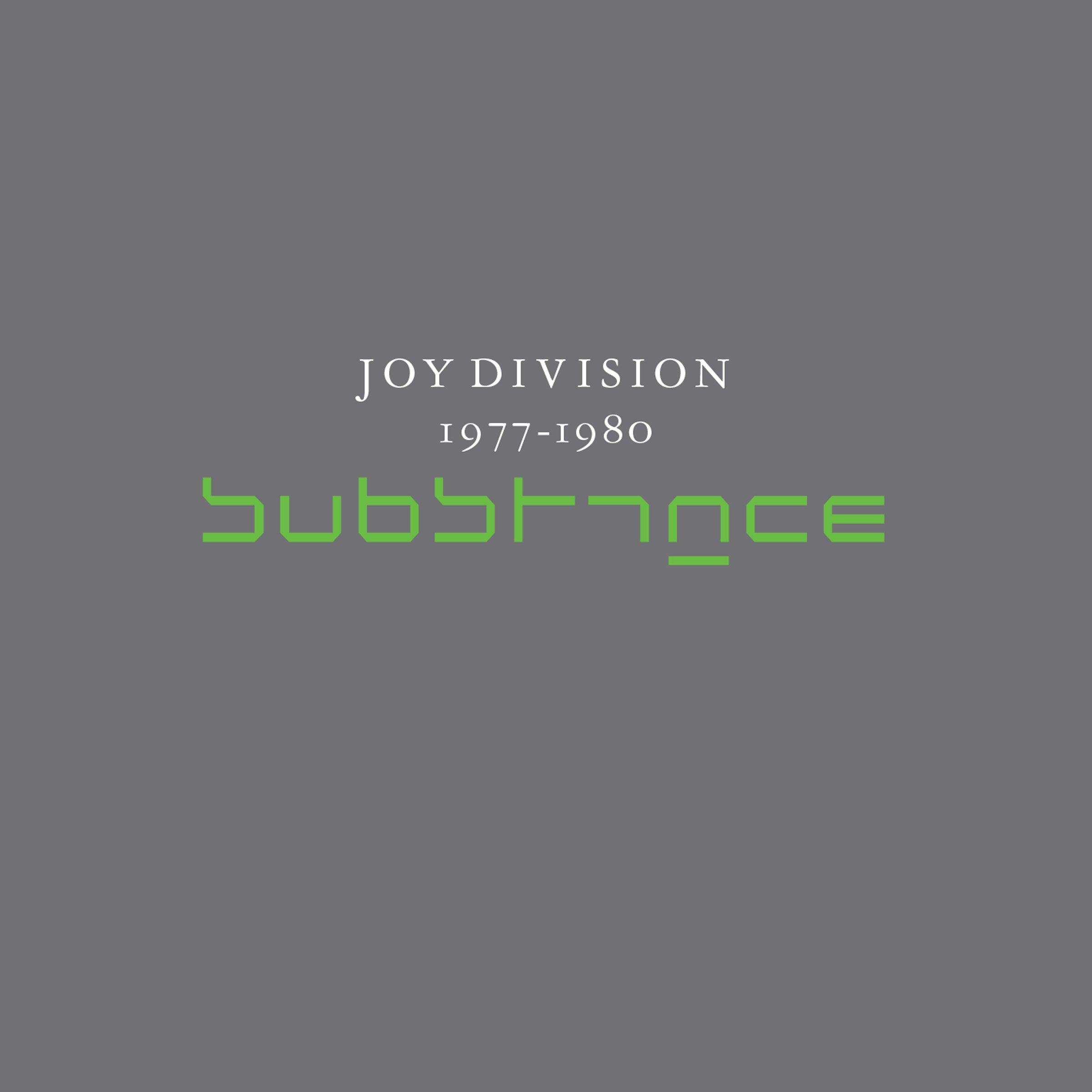 CD : Joy Division - Substance (CD)