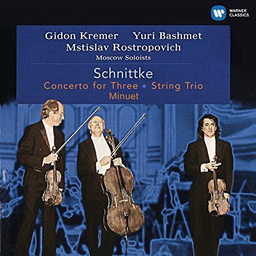 Minuet for Violin, Viola and Cello (Minuet Violin)