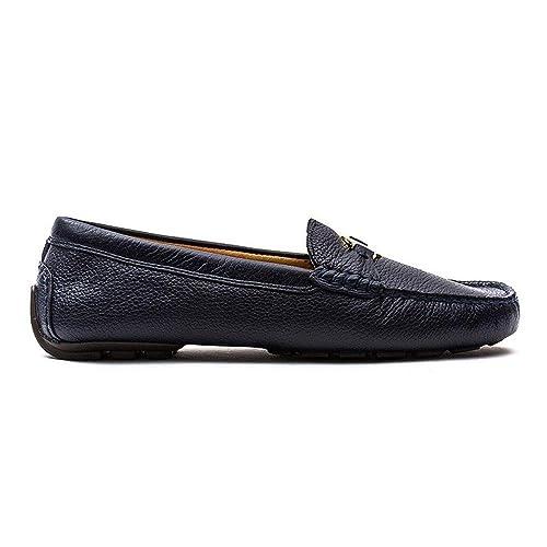 Lauren By Ralph Lauren Carley Mujer Zapatos Azul: Amazon.es: Zapatos y complementos