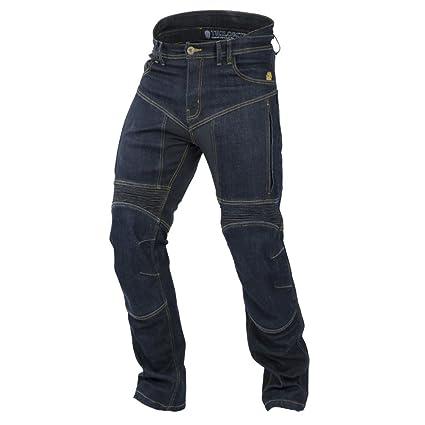 Trilobite motocicleta impermeable pantalones vaqueros, azul ...