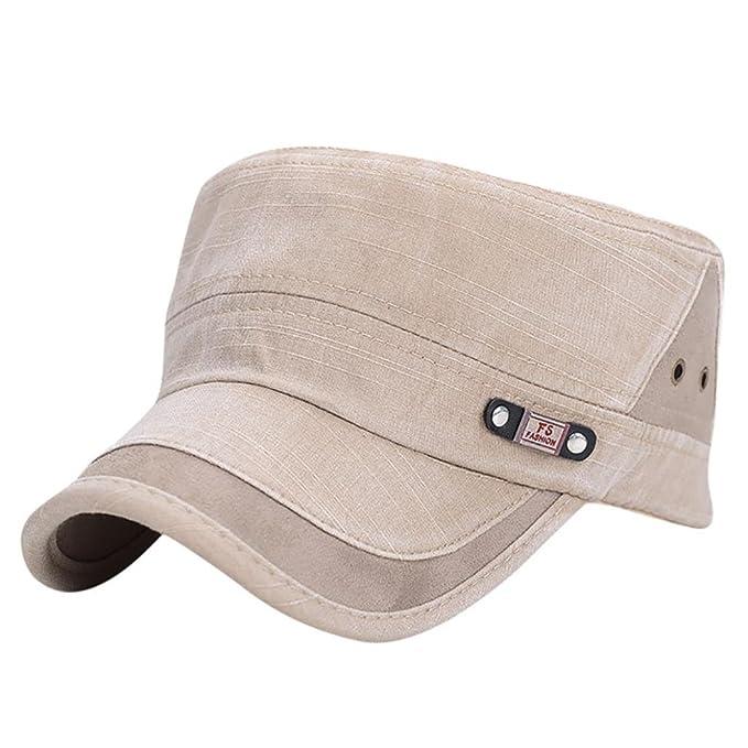 Cappellini con visiera da baseball Hip-Hop a1f069859591