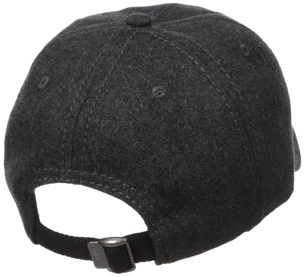 f56849c69 Van Heusen Men's Wool Baseball Cap, Adjustable