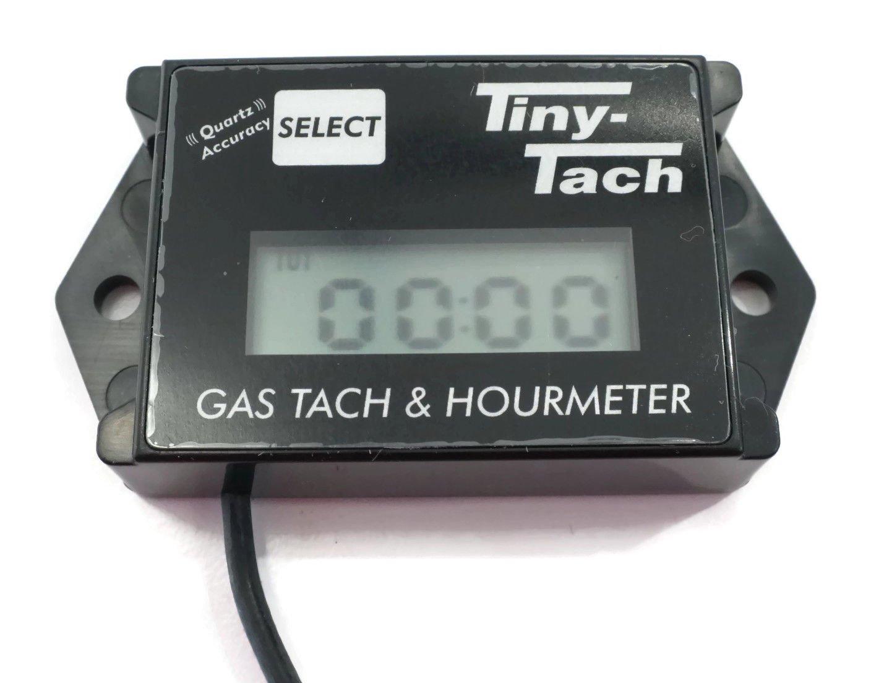 Waterproof Tiny Tach Digital Hour Meter Tachometer Boat PWC Jet Ski Watercraft by The ROP Shop