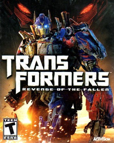 Transformers - Revenge of the Fallen PS3 Instruction Booklet (Sony PlayStation 3 Manual ONLY - NO GAME) [Pamphlet ONLY - NO GAME INCLUDED] Play Station