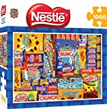 MasterPieces Candy Brands Nestle – Chocolate Collage 1000 Piece Jigsaw Puzzle