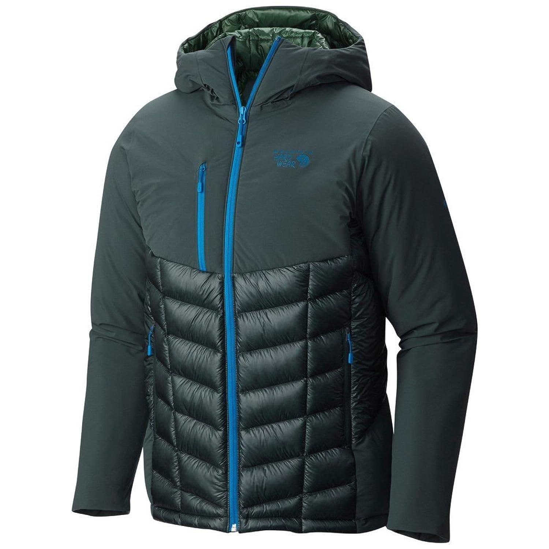 (マウンテンハードウェア) Mountain Hardwear メンズ スキースノーボード アウター Supercharger Insulated Ski Jacket [並行輸入品] B07B9G5V16 Large